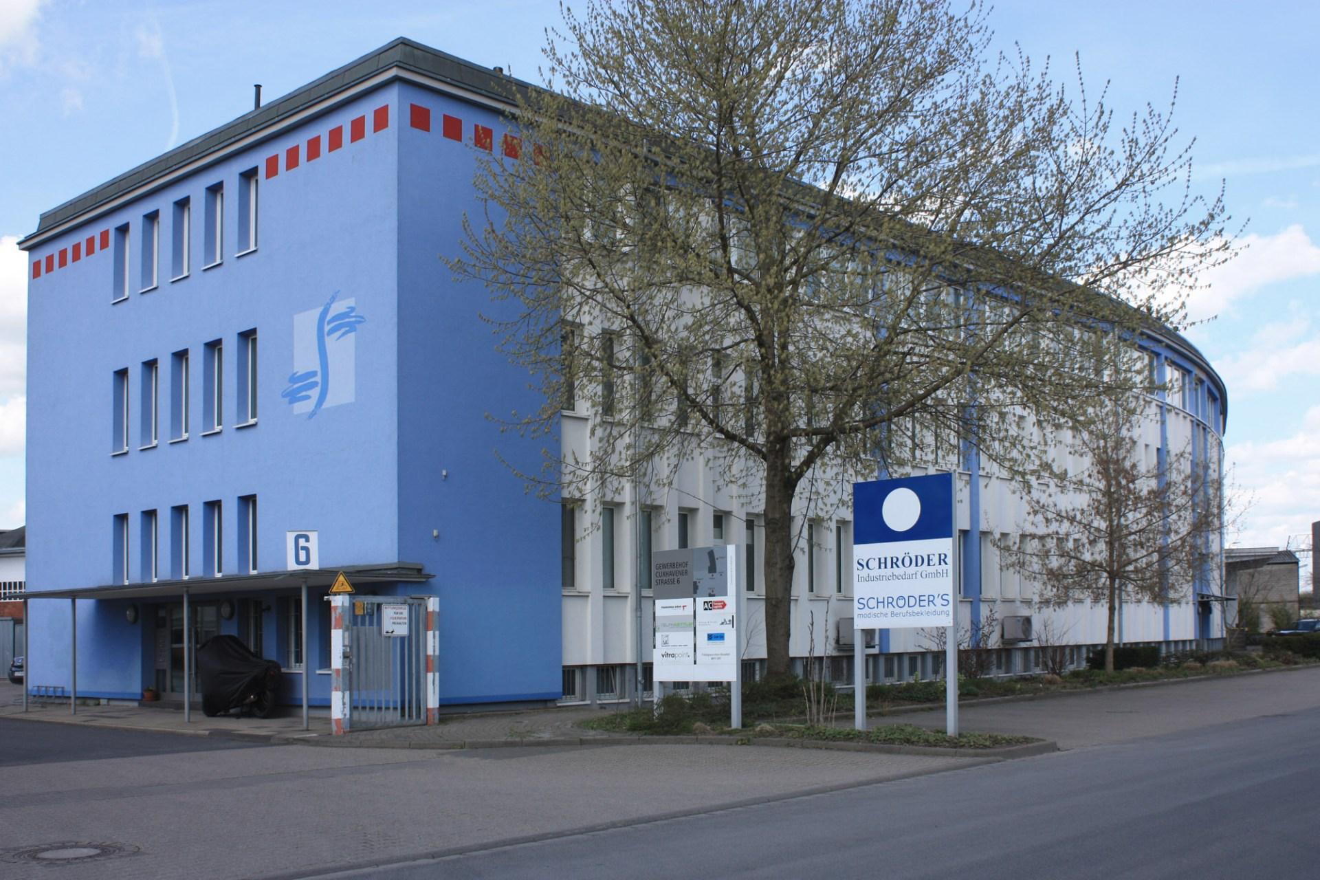 Schrage Architekten Cuxhavener Straße