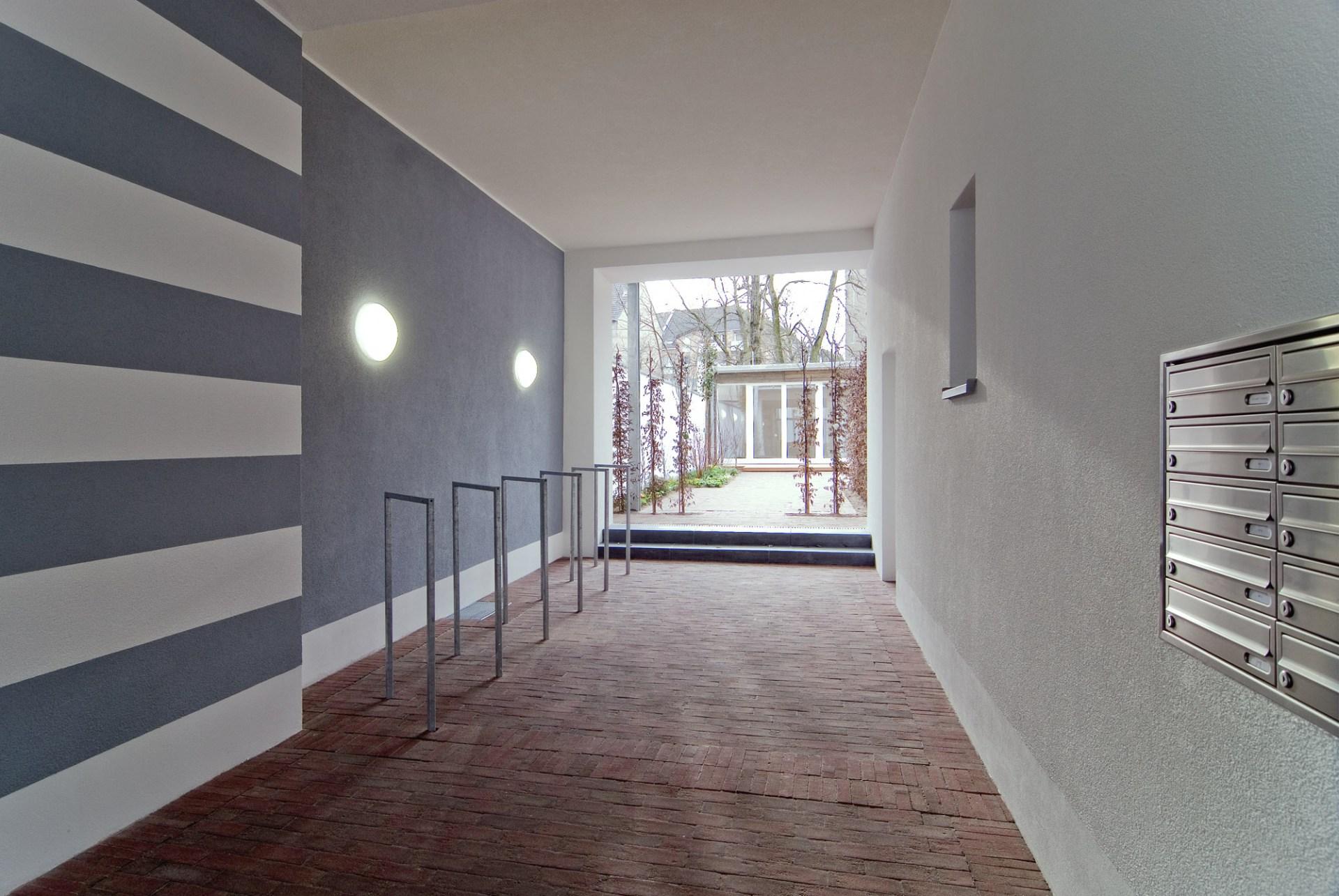 Schrage Architekten Himmelgeister Straße