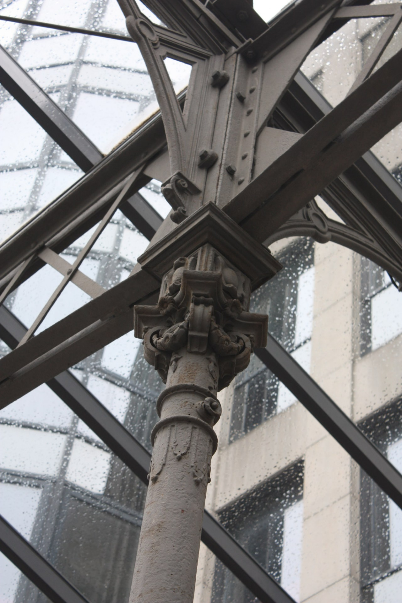 Schrage Architekten Lothringische Bahnsteighalle